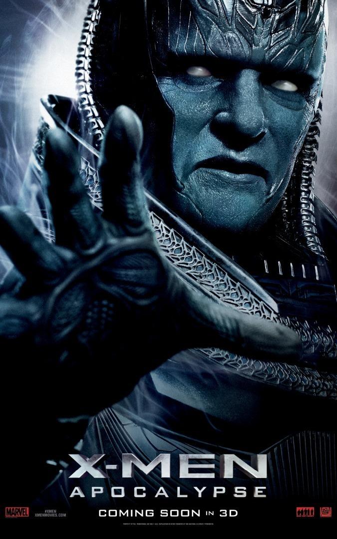 Oscar Isaacs as Apocalypse